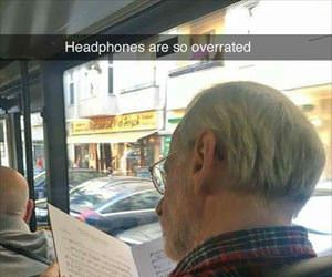 headphones are overrated
