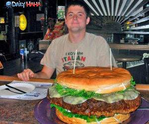 Heart Attack Burger funny picture