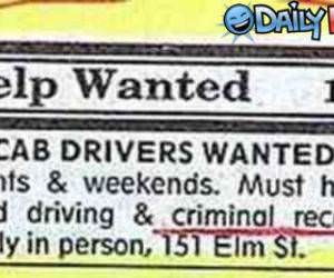 Help Wanted funny picture