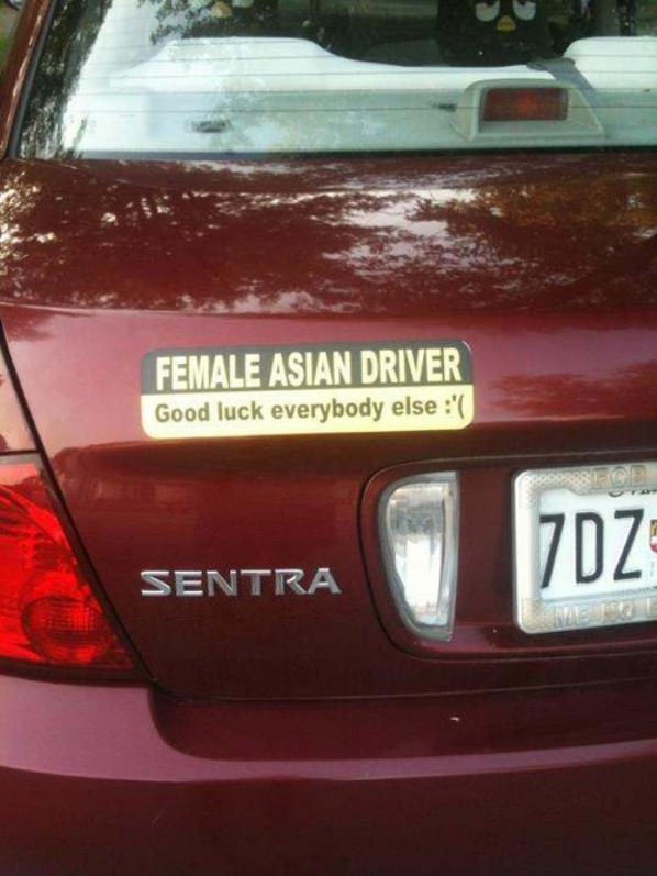 Honest Driver funny picture
