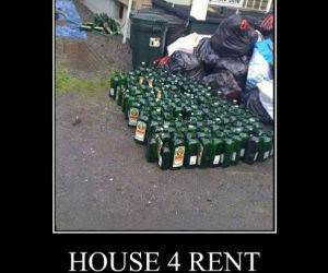 House For Rent funny picture