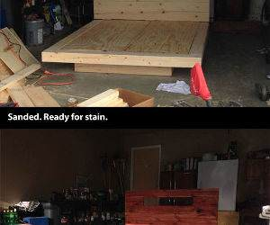 Hover Bed funny picture