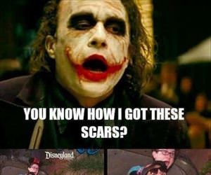 how i got these scars ... 2