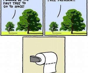 How Tree Life Works Out funny picture