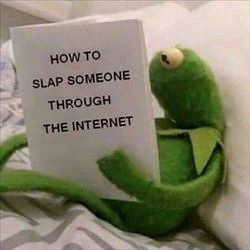 how to slap someone