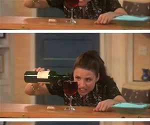 how i pour my wine funny picture