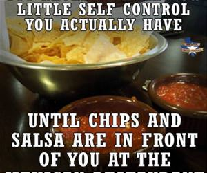 how little self control funny picture