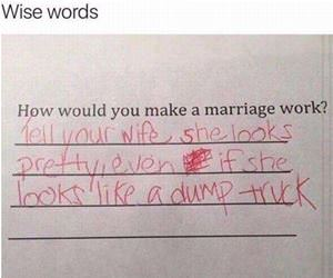 how to make marriage work funny picture