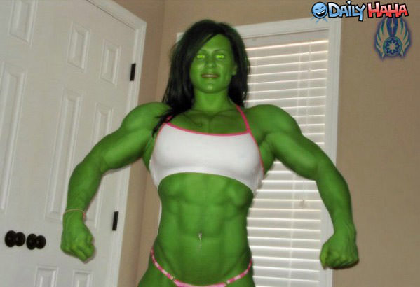 Hulk Lady Picture