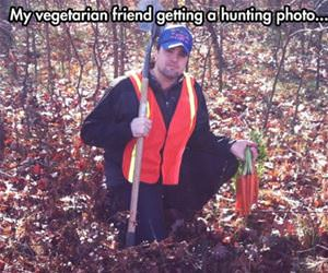 hunting photo funny picture