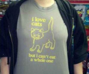 Love Cats funny picture