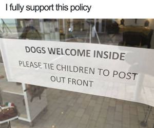 i support this policy