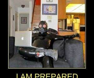 i am prepared funny picture