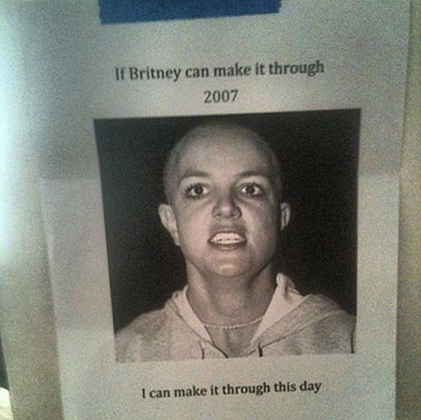 Britney Can Do It funny picture