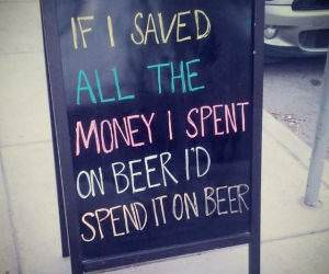 if i saved all the money funny picture