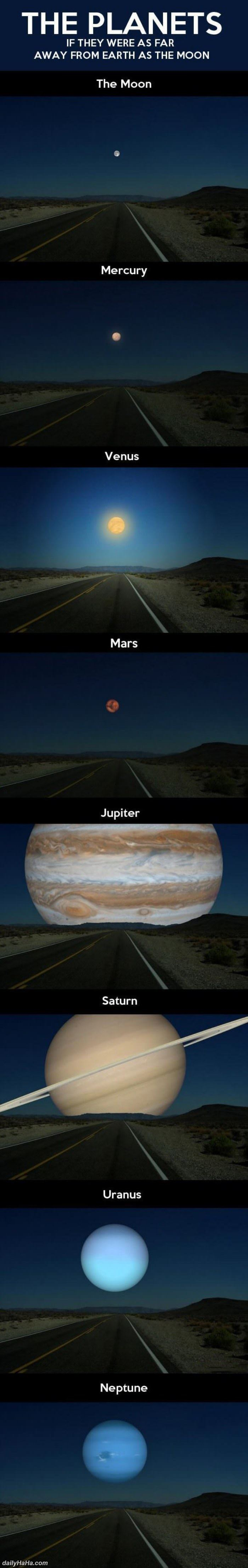 the same distance as the moon funny picture