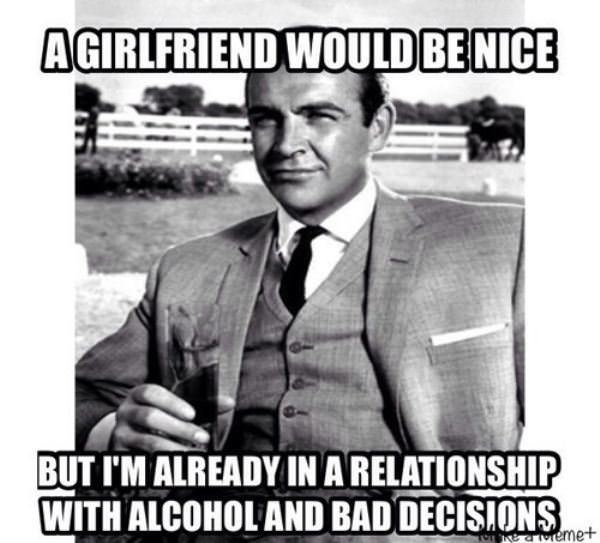 Funny Memes About Bad Relationships : In a relationship