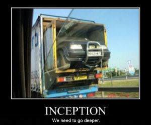 Inception cars