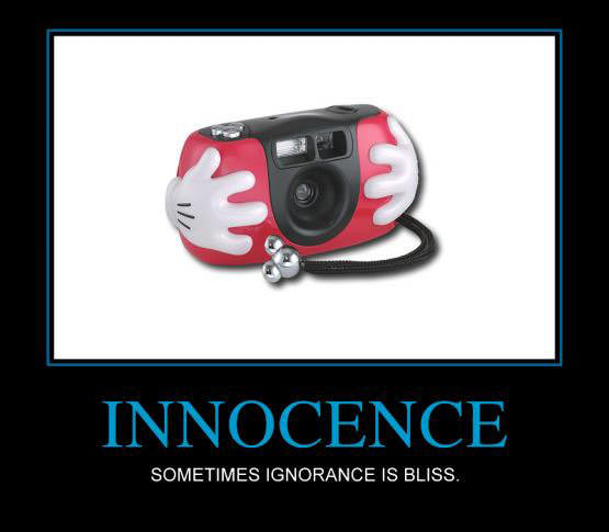 Innocence is Bliss