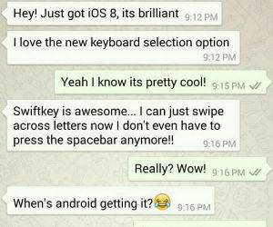 ios8 funny picture
