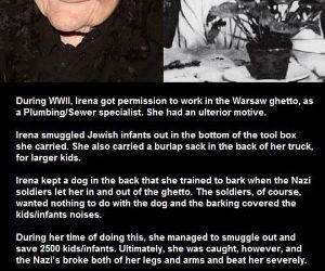 irena sendler funny picture