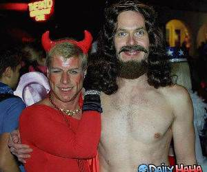 Jesus and the Devil Picture