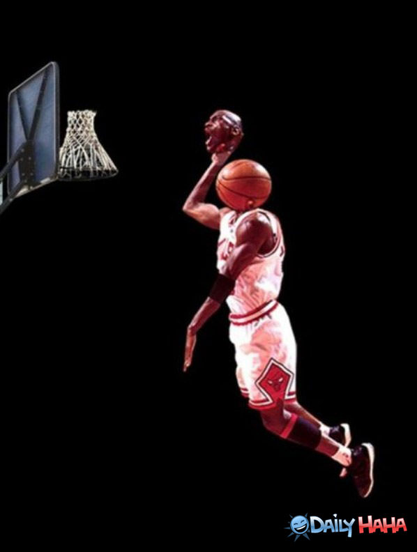 Epic Dunk funny picture