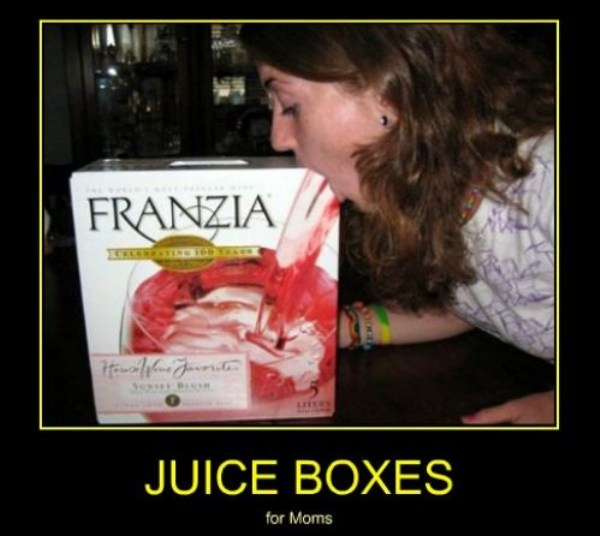 Juices Boxes funny picture