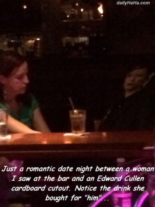 just a romantic date funny picture