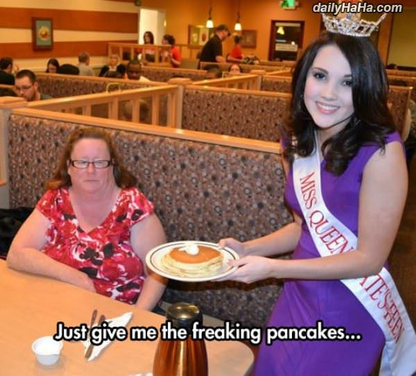 just the pancakes funny picture