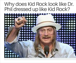 kid rock weird
