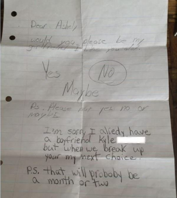 Kid Relationships funny picture