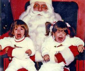 These Kids Hate Santa