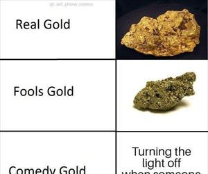 kinds of gold