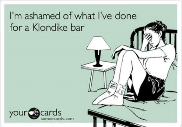 Klondike Bars funny picture
