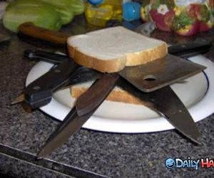 Knife Sandwich