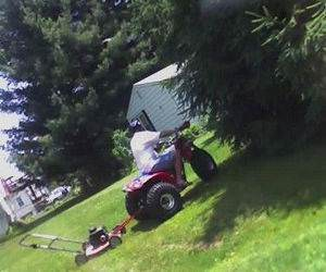 Lazy Mower