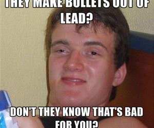 lead is bad for you funny picture