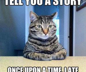 let me tell you a story funny picture