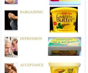 levels of butter funny picture