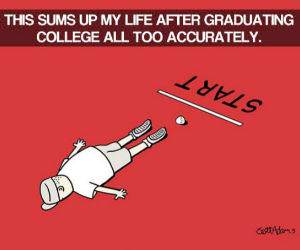 Life After College funny picture