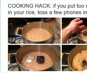 life hack for cooking