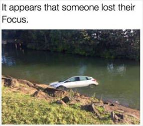 lost their focus