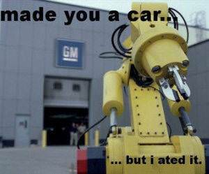 Made You a Car funny picture