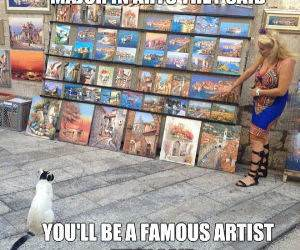 major in arts funny picture