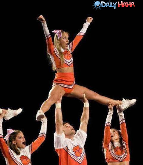 Male Cheerleader Pic