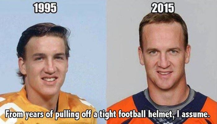 manning head funny picture
