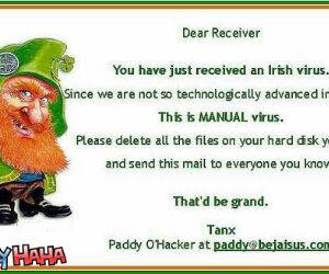 Irish Virus