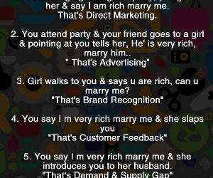 marketing explained funny picture