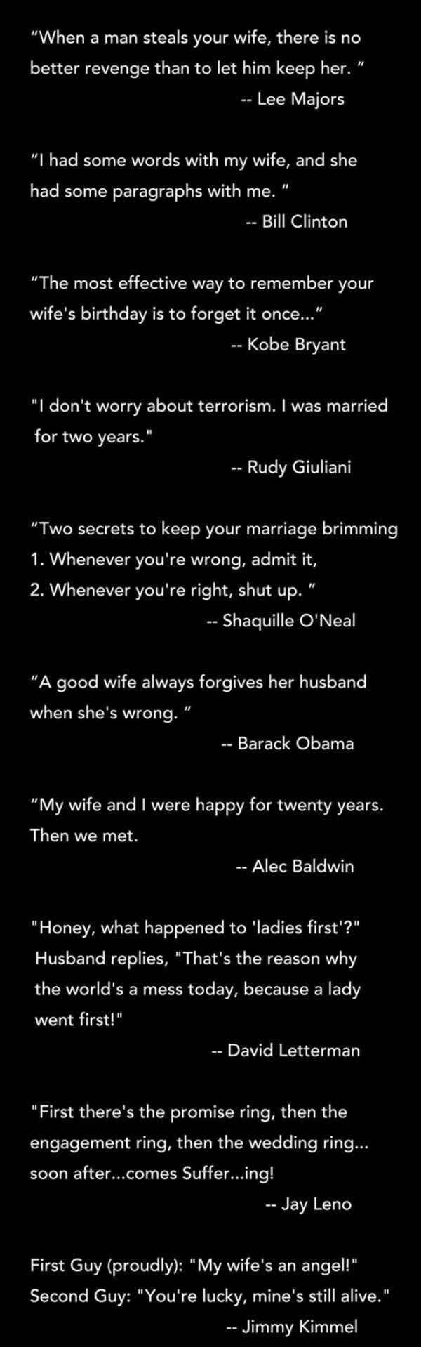 marriage quotes funny picture